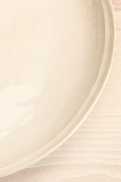 Highland Dinner Plate | La petite garçonne flat close-up