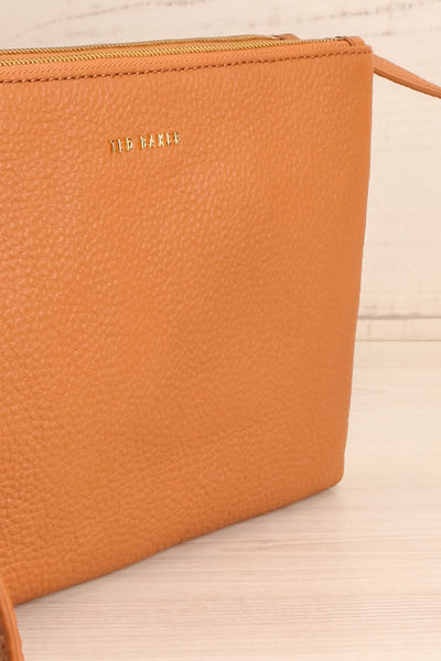 Iocus Cliff Brown Ted Baker Crossbody Bag | La Petite Garçonne Chpt. 2 6
