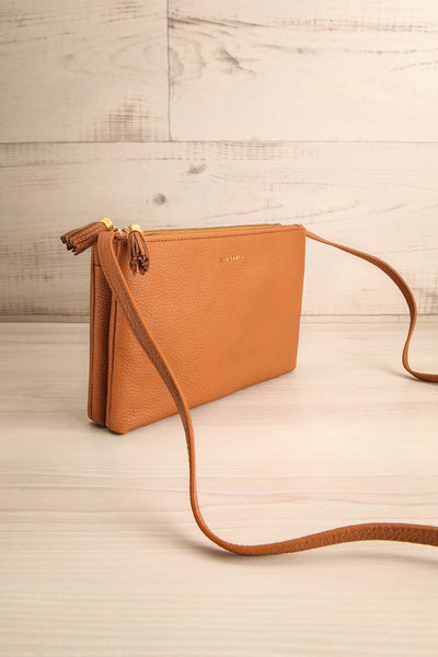 Iocus Cliff Brown Ted Baker Crossbody Bag | La Petite Garçonne Chpt. 2 4