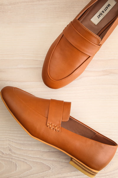 Ivyne Chili Matt & Nat Slip-On Loafers | La Petite Garçonne Chpt. 2 1