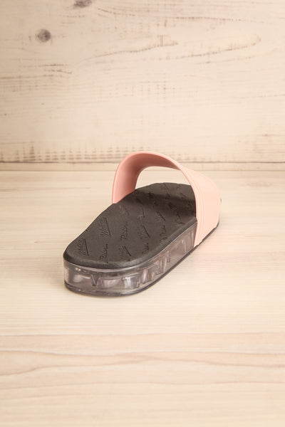 Joubert Blush & Black Slip-On Sandals | La Petite Garçonne Chpt. 2 7