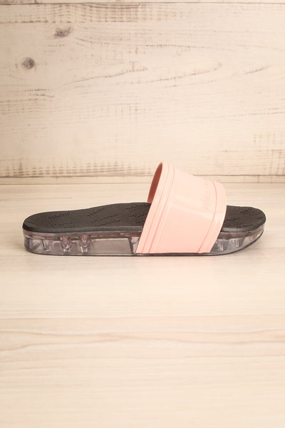 Joubert Blush & Black Slip-On Sandals | La Petite Garçonne Chpt. 2 5