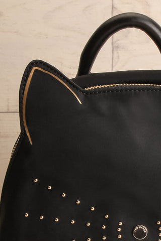 Katt Black Cat Ted Baker Backpack | La Petite Garçonne Chpt. 2 3