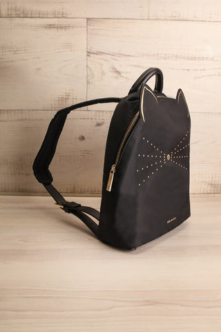 Katt Black Cat Ted Baker Backpack | La Petite Garçonne Chpt. 2 5