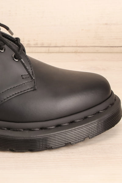 Kingswood Leather Black Dr. Martens Shoes | La Petite Garçonne Chpt. 2 8