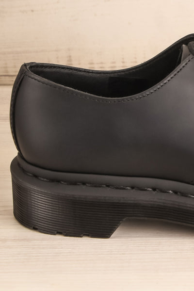 Kingswood Leather Black Dr. Martens Shoes | La Petite Garçonne Chpt. 2 7