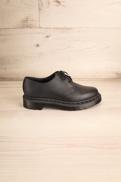 Kingswood Leather Black Dr. Martens Shoes | La Petite Garçonne Chpt. 2 6