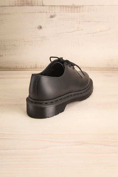 Kingswood Leather Black Dr. Martens Shoes | La Petite Garçonne Chpt. 2 9