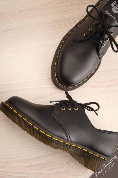 Kingswood Black Dr. Martens Vegan Shoes | La Petite Garçonne Chpt. 2 1