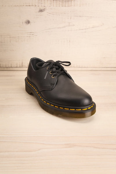 Kingswood Black Dr. Martens Vegan Shoes | La Petite Garçonne Chpt. 2 4