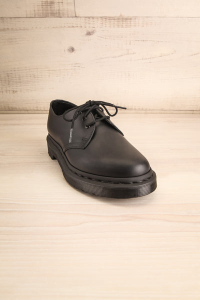 Kingswood Leather Black Dr. Martens Shoes | La Petite Garçonne Chpt. 2 4