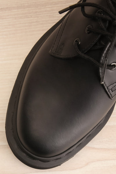 Kingswood Leather Black Dr. Martens Shoes | La Petite Garçonne Chpt. 2 3