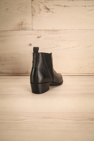 Letovice | Black Ankle Boots