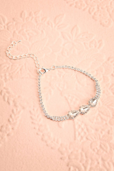 Lurelle Crystal Bracelet | Boutique 1861