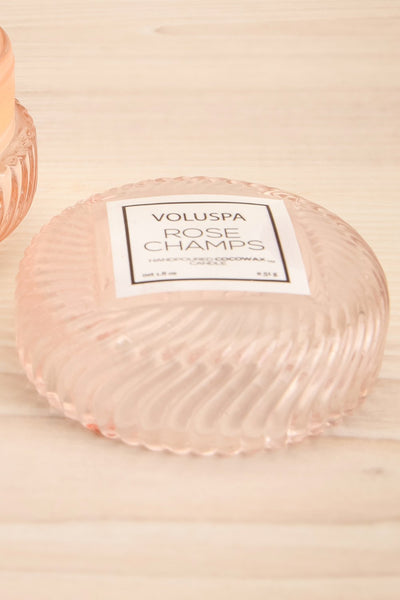 Macaron Candle Rose Champs | Voluspa | Boutique 1861 top