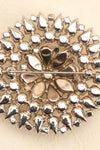 Margrethe du Danemark Vintage Brooch | Broche | Boudoir 1861 back close-up