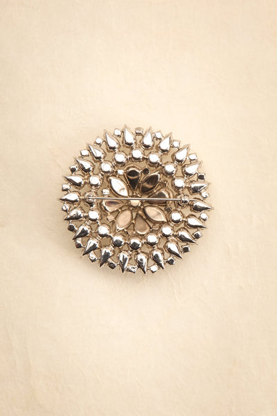 Margrethe du Danemark Vintage Brooch | Broche | Boudoir 1861 back view