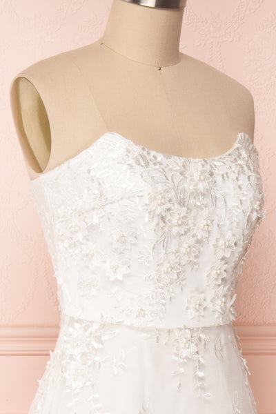 Marigot | Embroidered Bridal Dress