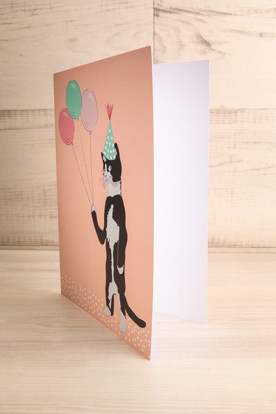 Maxi Carte Party Cat Card | La Petite Garçonne Chpt. 2 3