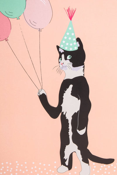 Maxi Carte Party Cat Card | La Petite Garçonne Chpt. 2 2