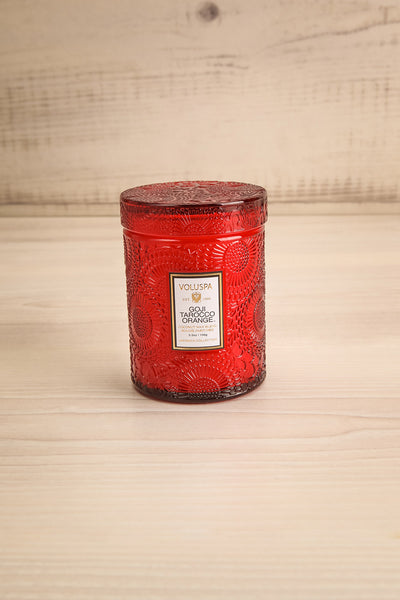 Medium Jar Candle Goji Tarocco Orange | Voluspa | La petite garçonne