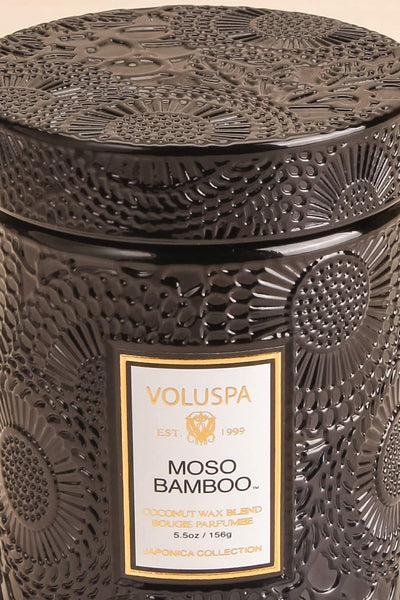 Medium Jar Candle Moso Bamboo | La petite garçonne close-up