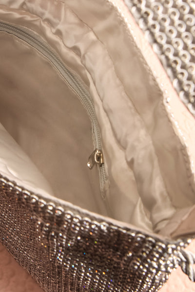 Poncirier Shiny Crystal Purse | Sac à Main | Boudoir 1861 inside close-up