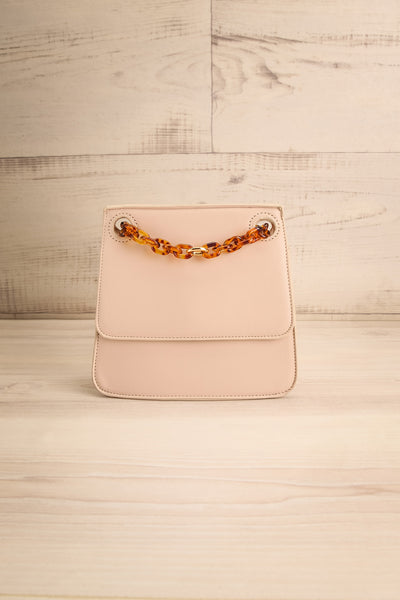 Poole Beige Rectangular Crossbody Bag | Boutique 1861