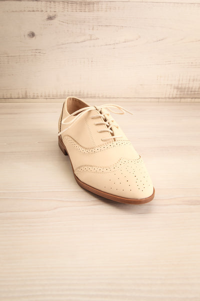 Prevot Perle | Cream Shoes