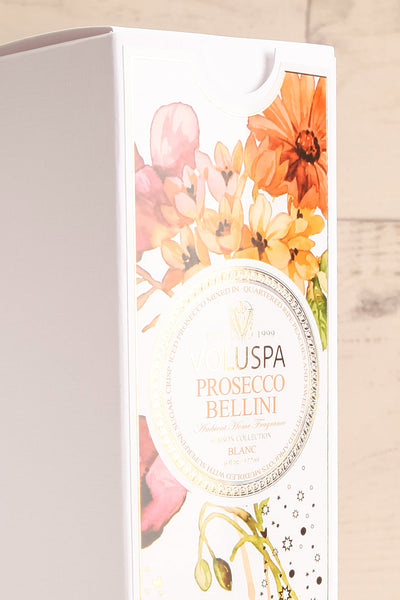 Home Diffuser Prosecco Bellini | La petite garçonne box close-up