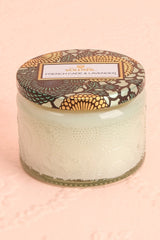 Small Jar Candle French Cade