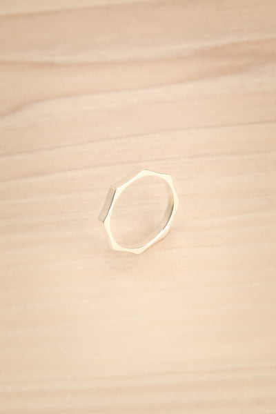 Solarino - Delicate sterling silver ring 1