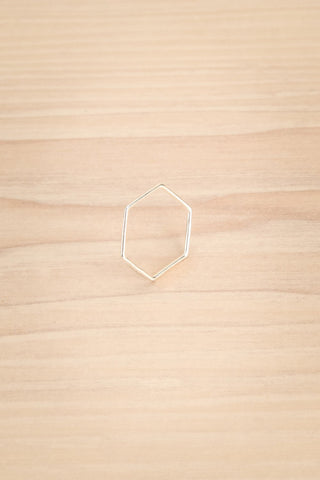 Solarino - Delicate sterling silver ring