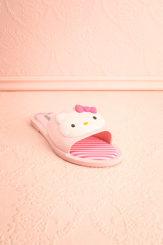 Tarnem Pink Hello Kitty Slip-On Sandals | Boutique 1861 3