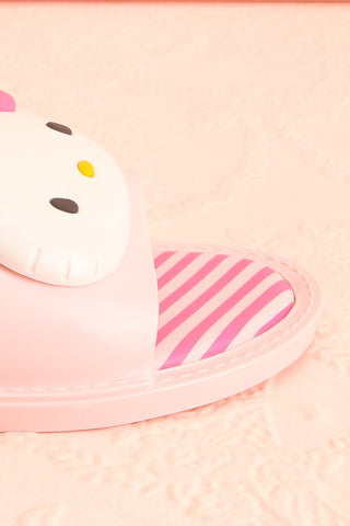 Tarnem Pink Hello Kitty Slip-On Sandals | Boutique 1861 7
