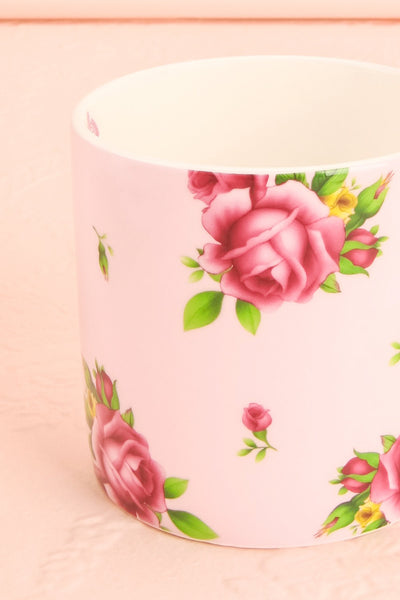 Tasse Anji Pink Floral Tea Mug | Boutique 1861 close-up