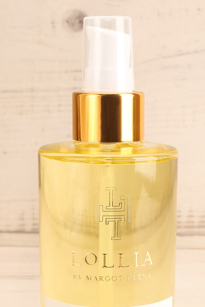 This Moment Dry Body Oil | La Petite Garçonne Chpt. 2 pump close-up