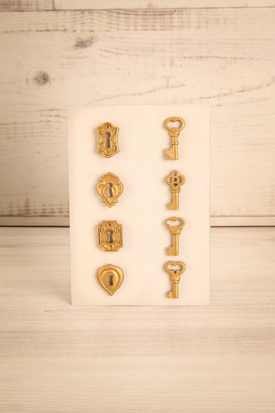 Tropea - Locks and keys magnets 1
