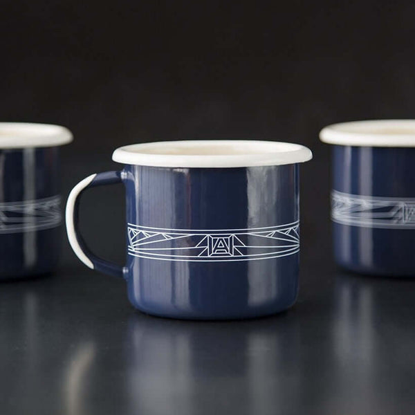 Amaya Art Deco Camp Mug