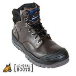 Mongrel Safety Boots - Zip Side 465030