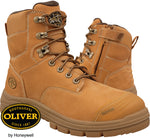 Oliver Safety Boots - Zip Side 55332Z