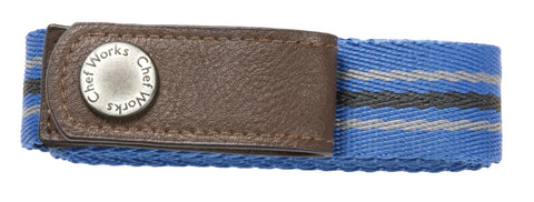 Berkeley Striped Snap On Waist Ties