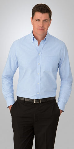 mens-oxford-long-sleeve-classic-shirt-blue