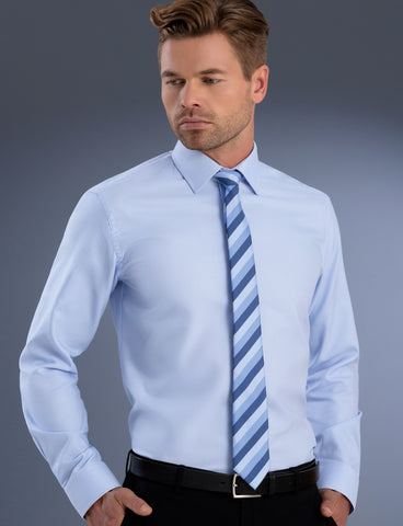 mens-business-pinpoint-oxford-sky-slim-uv-long-sleeve