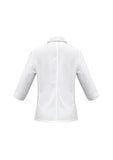 ambassador-3-4-sleeve-shirt-white-back
