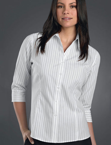 ladies-corporate-classic-stripe-grey-3q