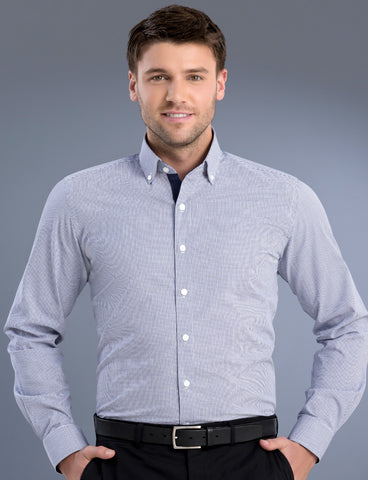 mens-square-check-navy-slim-fit-ls-shirt