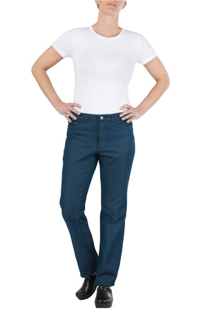 Womens 539 Constructed Chef Pant