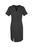 Womens Rococco Open Neck Dress