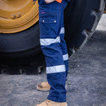 Womens Cargo Reflective 'Be Seen' Pants